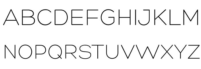 Hero light font download