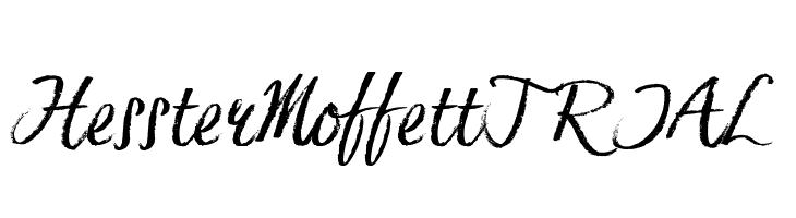 HessterMoffettTRIAL  les polices de caractères gratuit télécharger