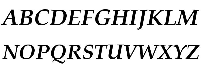 HI Piilani Bold Italic Шрифта ВЕРХНИЙ