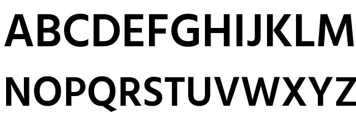 Hind Colombo SemiBold Font UPPERCASE