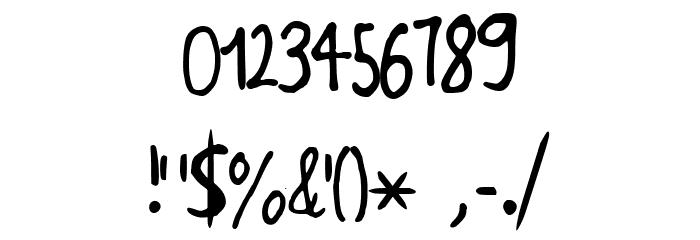 Hmt Regular 字体 其它煤焦