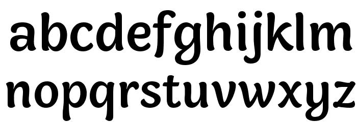 Holden Trial Medium Schriftart Kleinbuchstaben