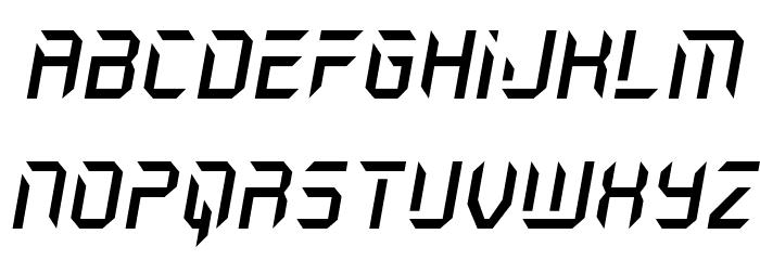 Holo-Jacket Italic Шрифта строчной
