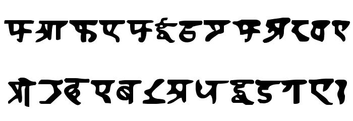 Homeworld Font LOWERCASE