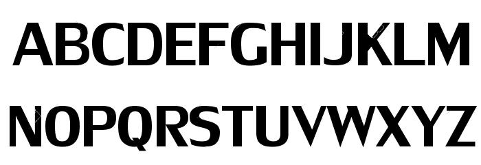 HotDogsNFishNormal Font UPPERCASE