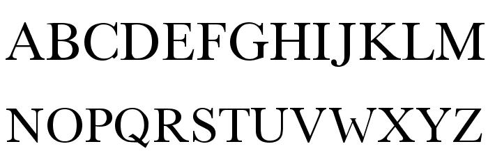 Houndtime Font UPPERCASE