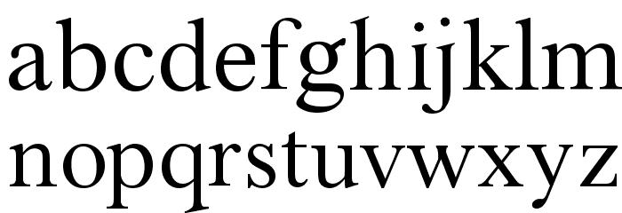 Houndtime Font LOWERCASE