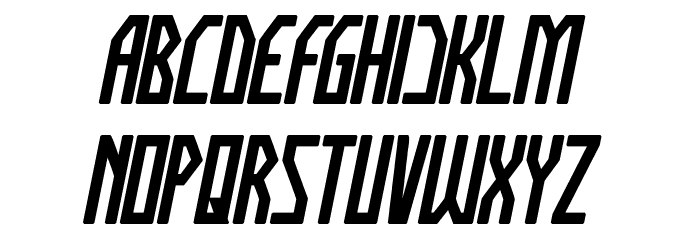 HUMAN ALTER EGO Bold Italic Font - free fonts download