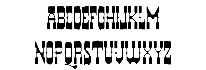 HYERBA Font LOWERCASE