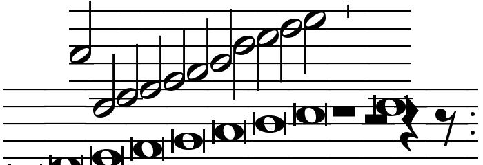 Hymnus FG Font Litere mari