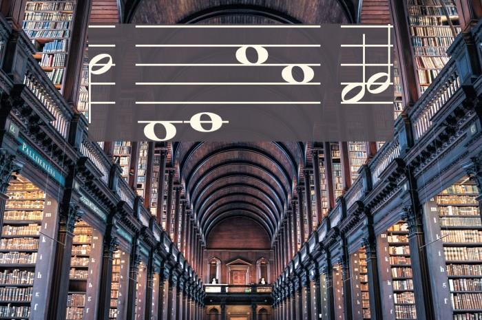 Hymnus FG फ़ॉन्ट examples
