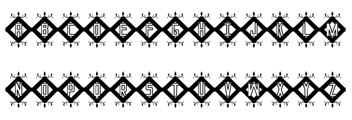 InIcIaLeS St Font Litere mari
