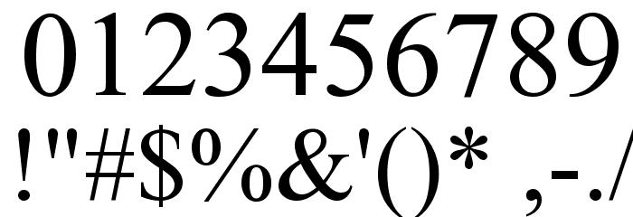 InaiMathi Шрифта ДРУГИЕ символов