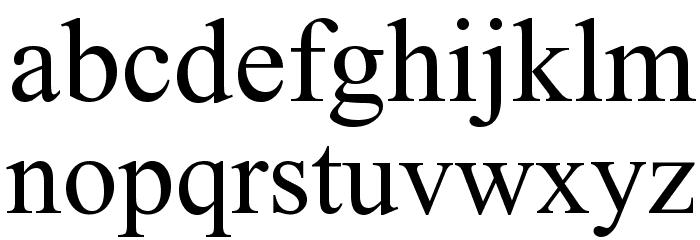 InaiMathi Шрифта строчной