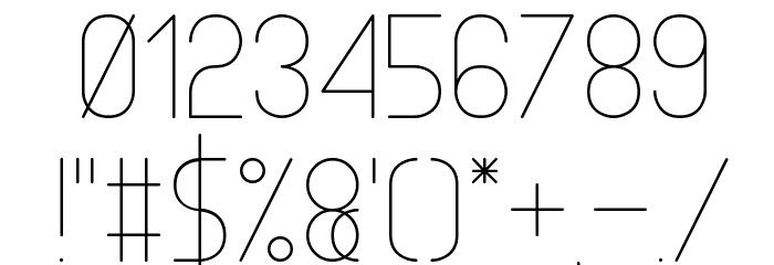 Infinity 1 لخطوط تنزيل حرف أخرى