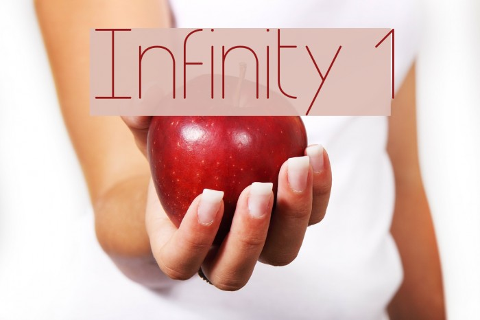 Infinity 1 لخطوط تنزيل examples