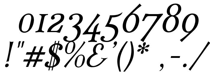 IrianisADFStd-Italic لخطوط تنزيل حرف أخرى