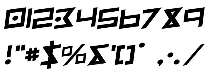 Iron Cobra Rotalic Font - free fonts download