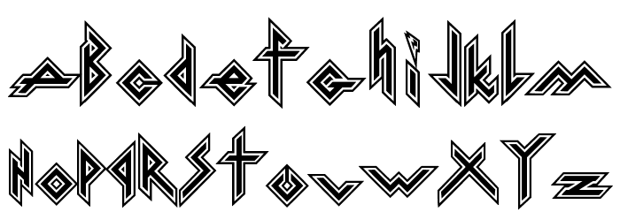 Iron h metal font download iron h metal font uppercase thecheapjerseys Images