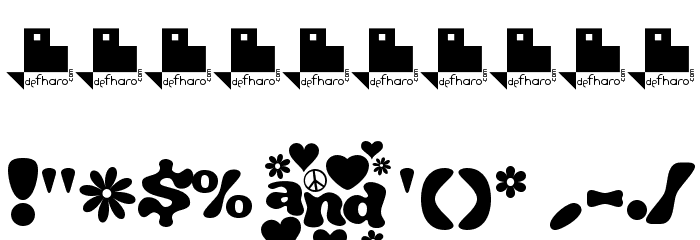 J. Airplane swash Font OTHER CHARS