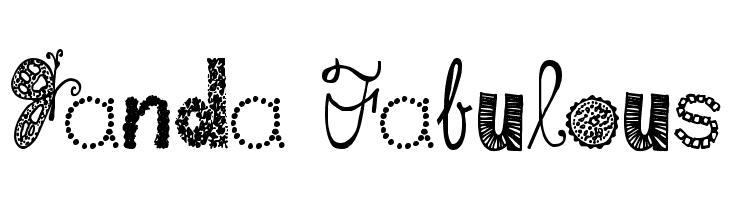 Janda Fabulous Font Ffonts Net