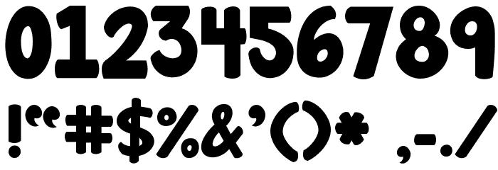 Janda Manatee Solid Font Ffonts Net