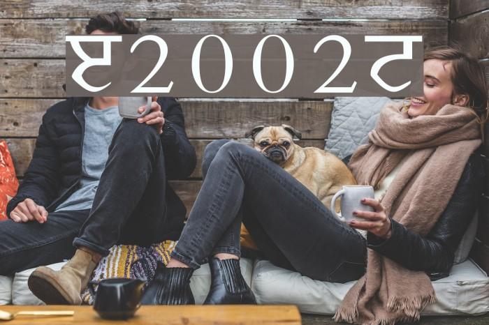 Janmeja2002N Font examples