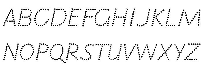jardotty font