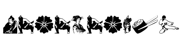japanapush  नि: शुल्क फ़ॉन्ट्स डाउनलोड
