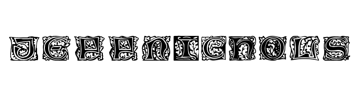 JeffNichols  Free Fonts Download