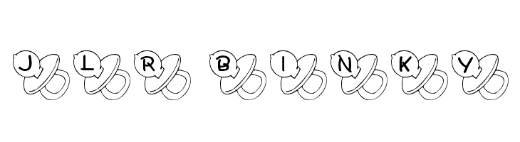 JLR Binky  Free Fonts Download
