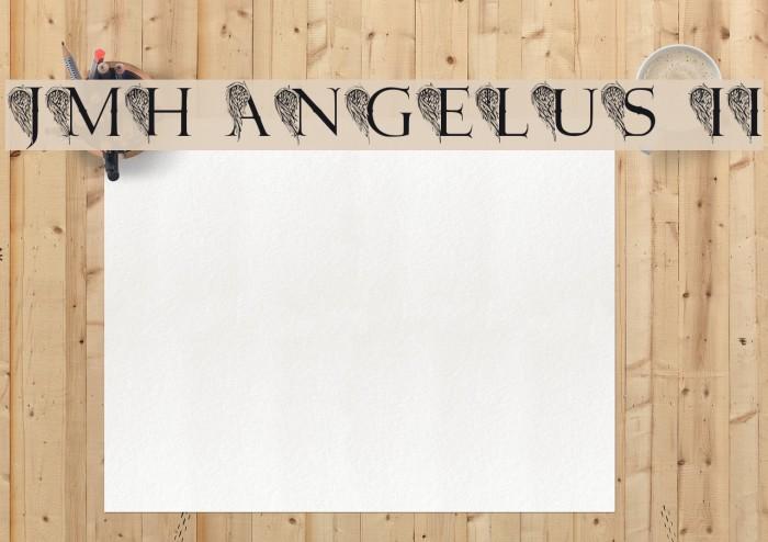 JMH Angelus II لخطوط تنزيل examples