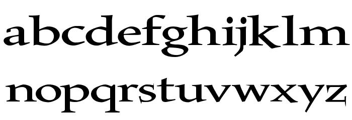 JMH Holy Bible Font LOWERCASE