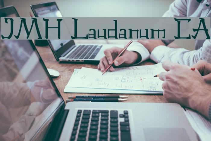 JMH Laudanum CA Polices examples