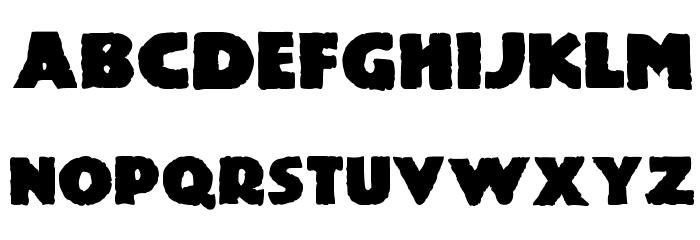 JMHMummySolid-Regular फ़ॉन्ट अपरकेस