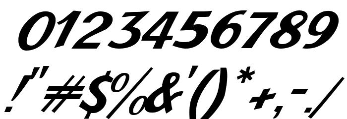 JMHPulpPaperback-Italic Fonte OUTROS PERSONAGENS