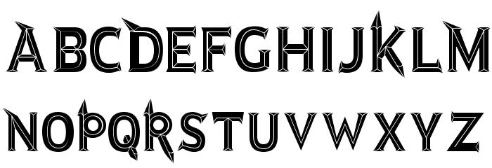 JMHRastanBoldBlack-Regular Font LOWERCASE
