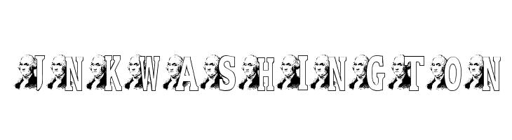 JNK WASHINGTON  Free Fonts Download