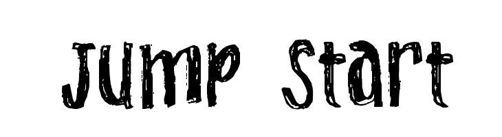 Jump Start  baixar fontes gratis