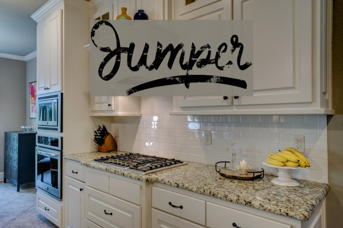 Jumper^ Font examples