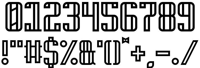 Junglira Regular لخطوط تنزيل حرف أخرى