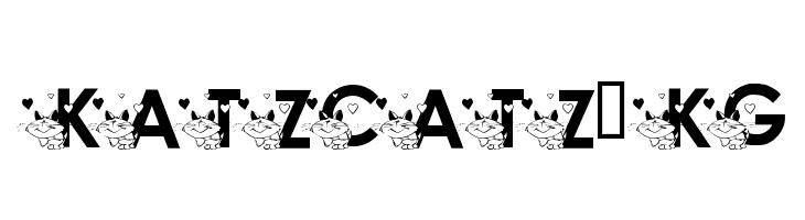 KATZCATZ_KG  baixar fontes gratis