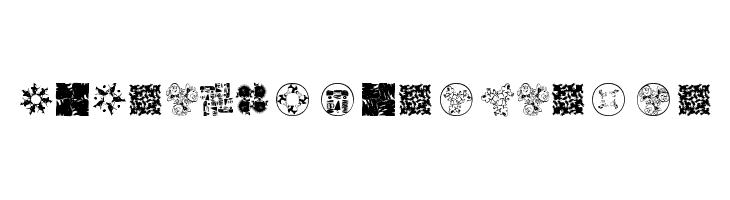 KaleidoTypesCinque  नि: शुल्क फ़ॉन्ट्स डाउनलोड