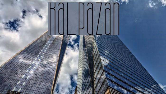Kalpazan Font examples