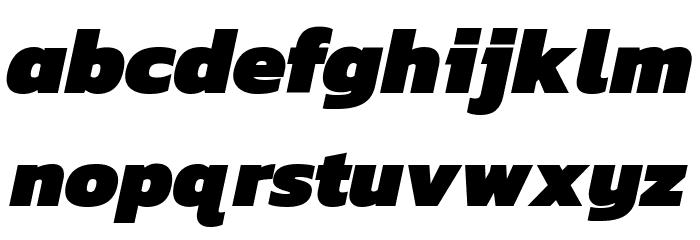 Kanit Black Italic لخطوط تنزيل صغيرة