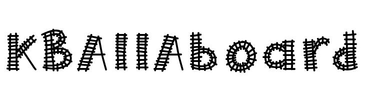 KBAllAboard  नि: शुल्क फ़ॉन्ट्स डाउनलोड