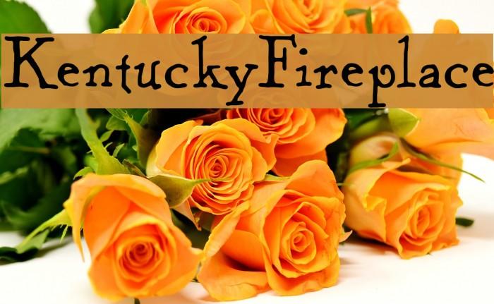 KentuckyFireplace Fuentes examples