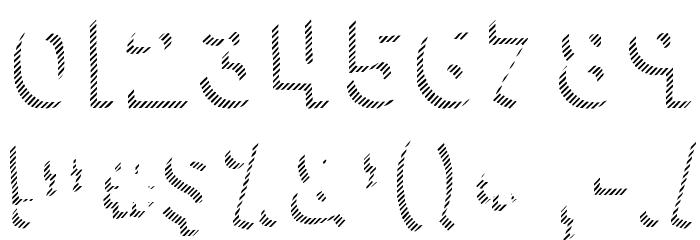 KG HAPPY Shadows Font Alte caractere