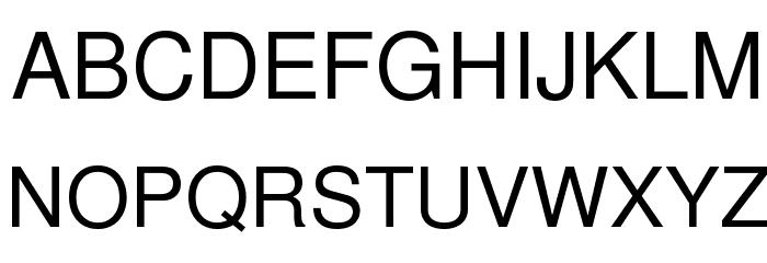 Khmer OS Font UPPERCASE
