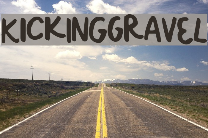 KickINGgrAVeL Polices examples